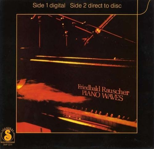 Friedbald Rauscher - Piano Waves