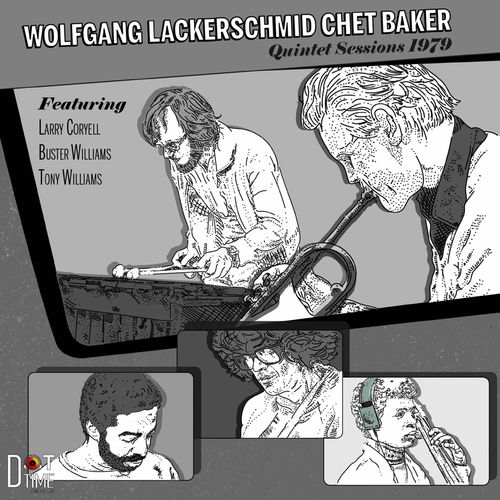 Lackerschmid/Baker - Quintet Session 1979 VINYL (SS)
